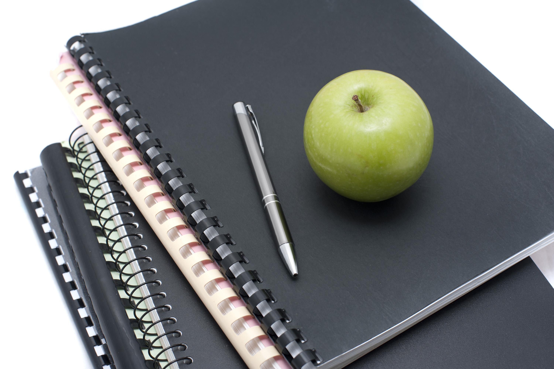 bloknot- apple